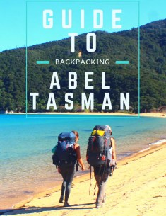 Backpacking Abel Tasman