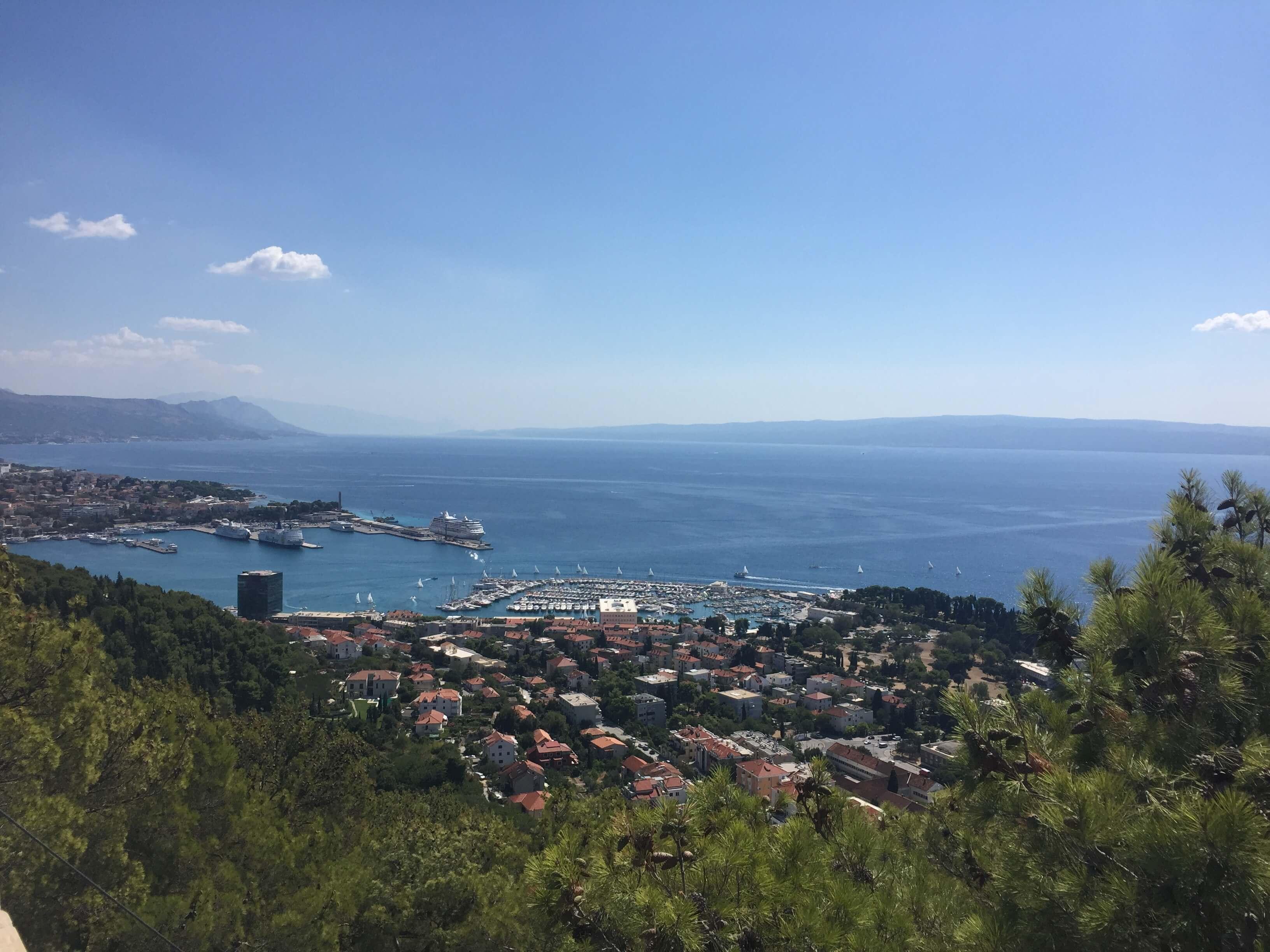 Split Croatia, 5 best destinations in Croatia