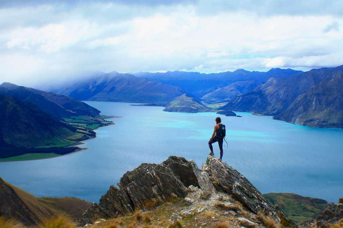 Hiking 10,000 foot mountains, How To Be a Badass: 10 Lessons Mom Taught Me