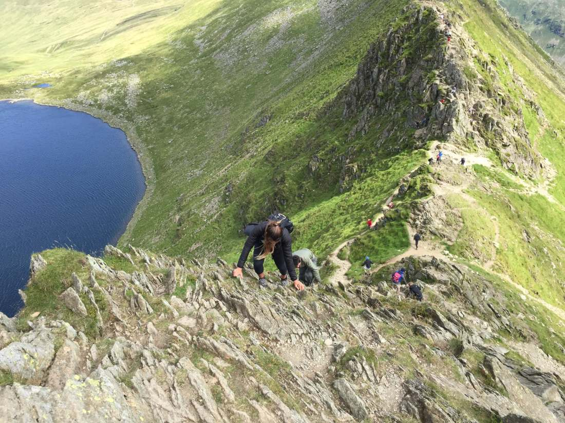 Best Hikes in the World- Helvellyn