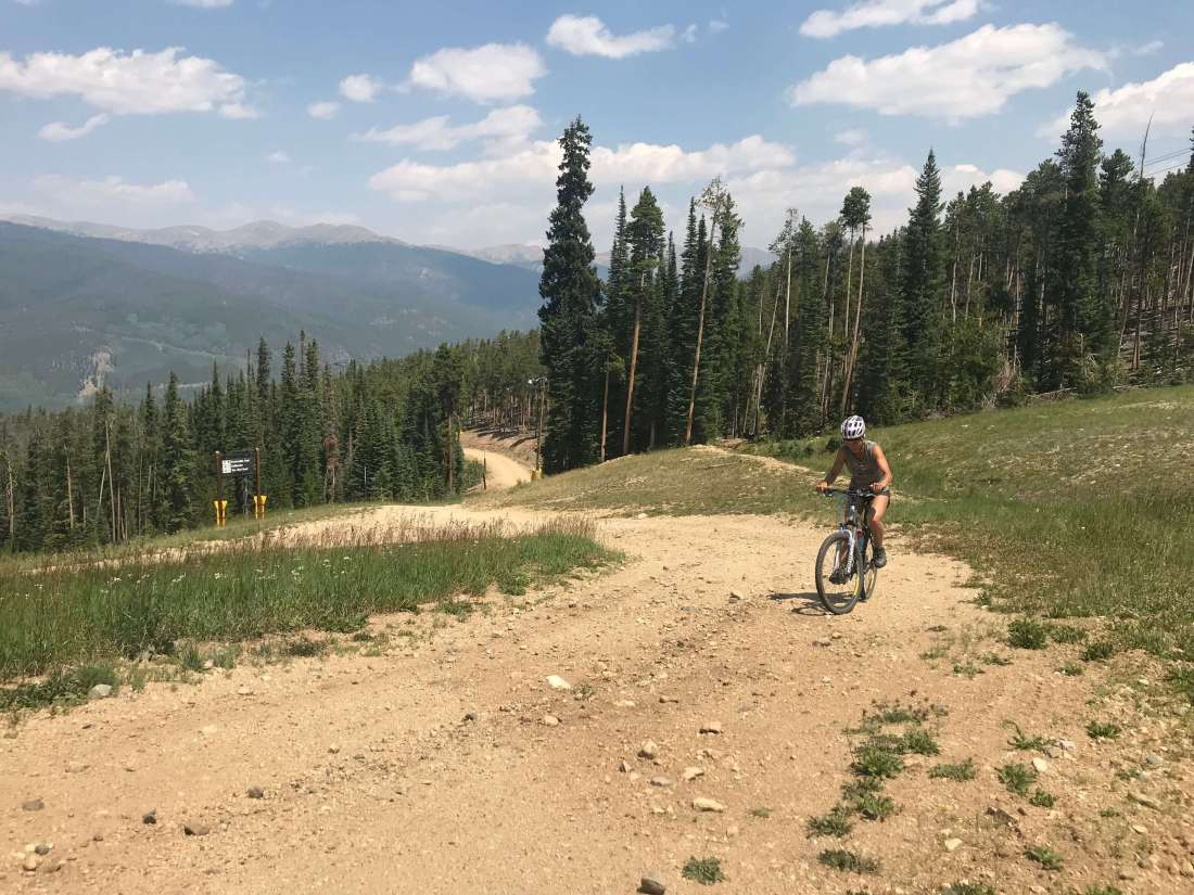 Keystone Resort, Best Mountain Biking in Breckenridge