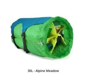 Segmented Stuff Sack by Gobi Gear, Gift guide for adventure travelers
