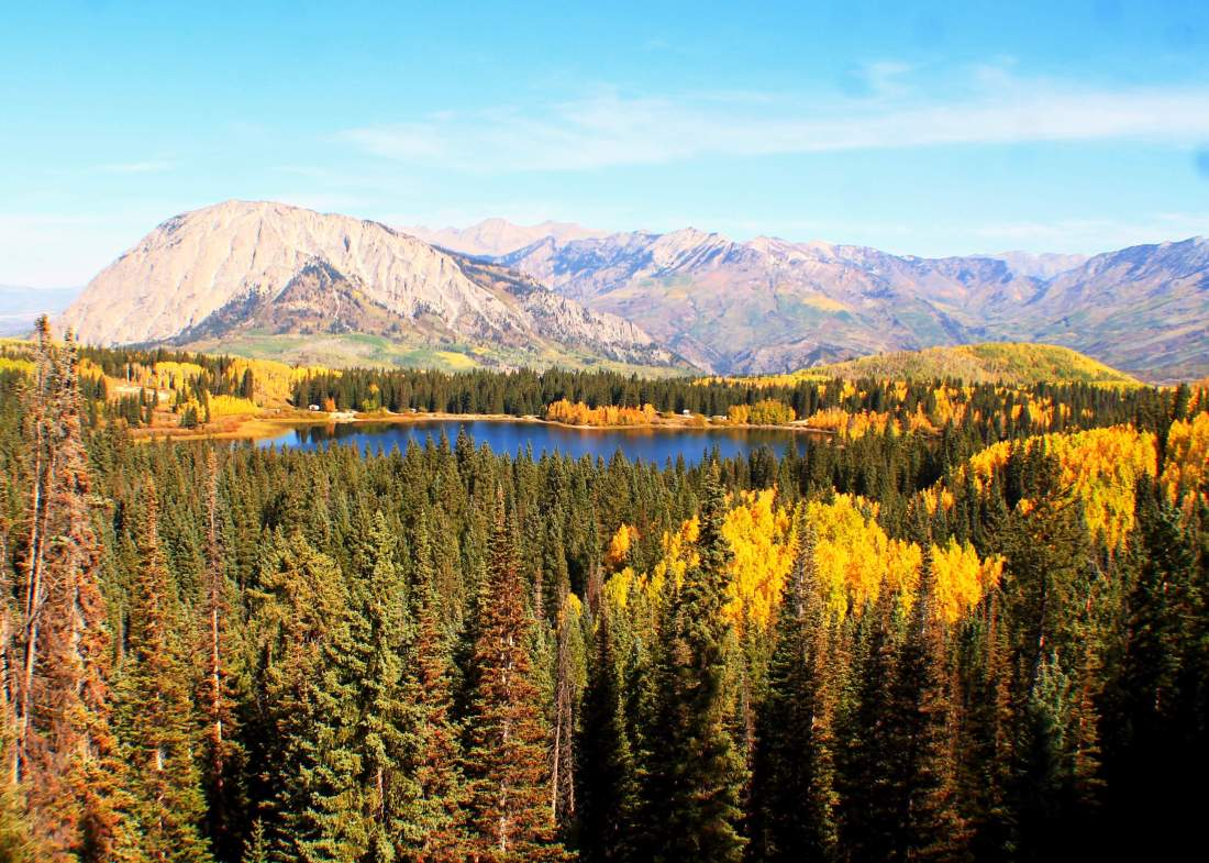 Three Lakes Loop, things to do in Crested Butte in October