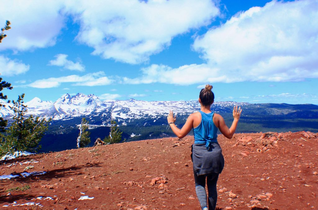 Best hikes in the PNW- Tumalo mountain