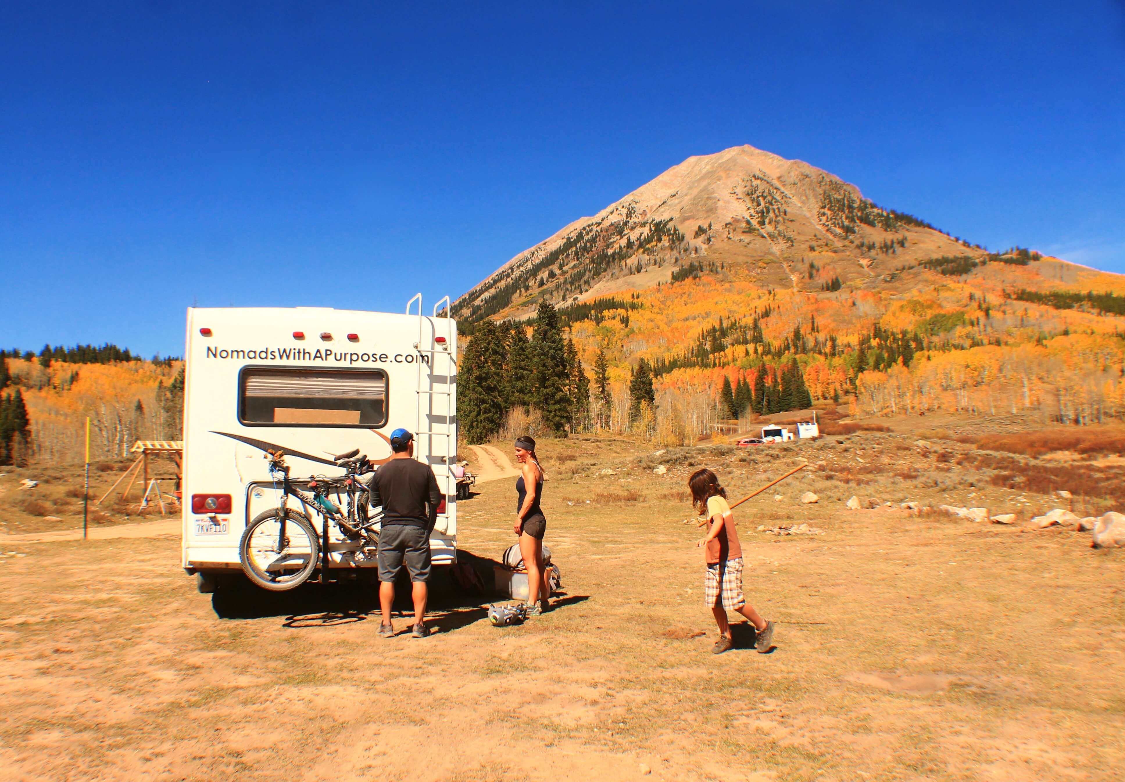 Washington Gulch Rd, things to do in Crested Butte in October