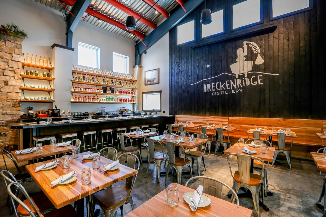 Breckenridge Distillery, Things to do in Summit County in Winter