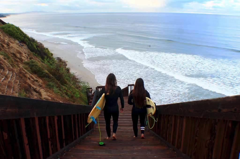 San Diego to Big Sur Road Trip: San Elijo
