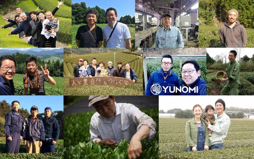 Yunomi Company Banner