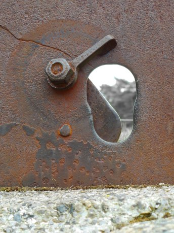 The peephole from the trenches - Vimy ridge