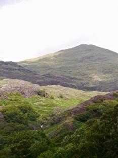 Welsh peak