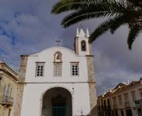 Central church Tavira