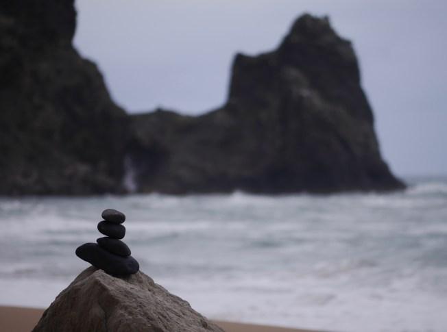 Cliffs at Praia da Luz