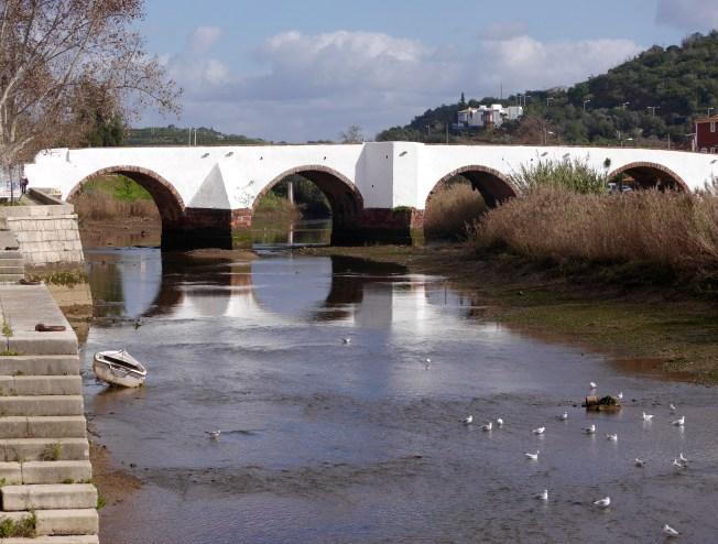 Roman bridge, Silves