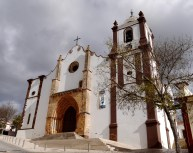 Old cathedral, Silves