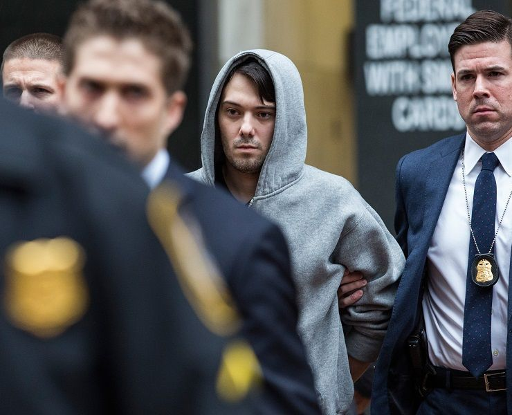 Martin Shkreli corporate crime