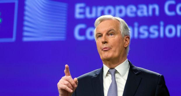 Michel-Barnier-EU-Talk