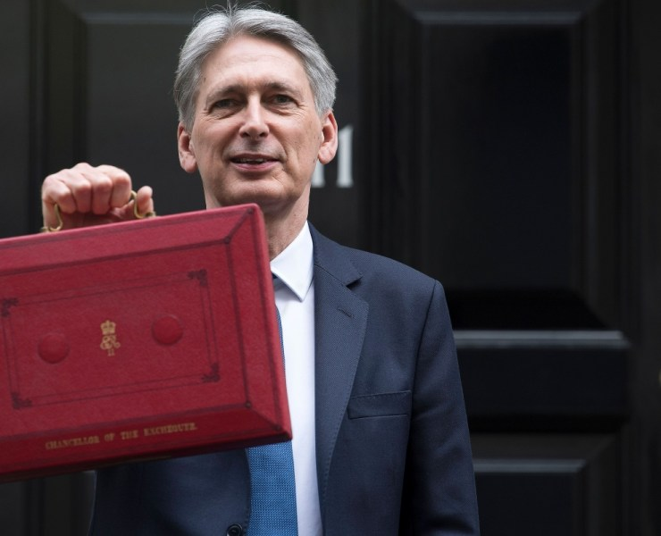 Autumn Budget 2017 Philip Hammond