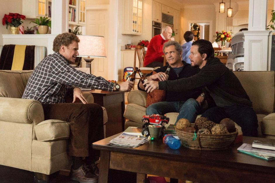 Daddys Home 2 Review Mel Gibson Mark Wahlberg Will Ferrell