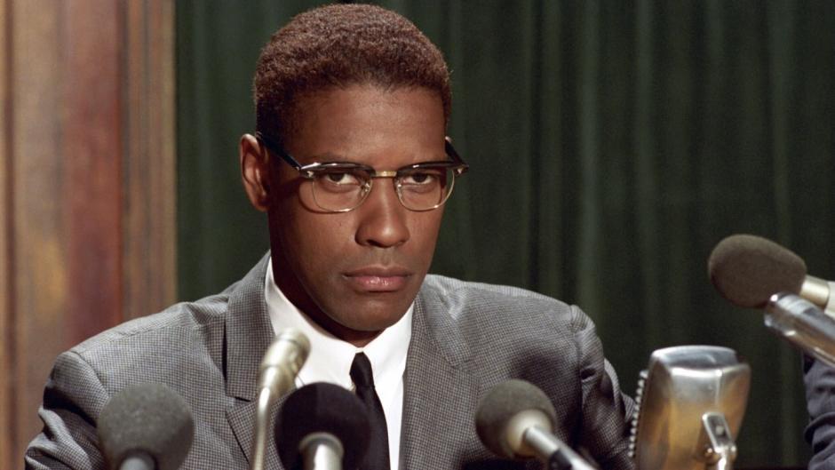 Denzel Washington Malcolm X 1992
