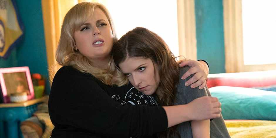 Pitch Perfect 3 Anna Kendrick Rebel Wilson