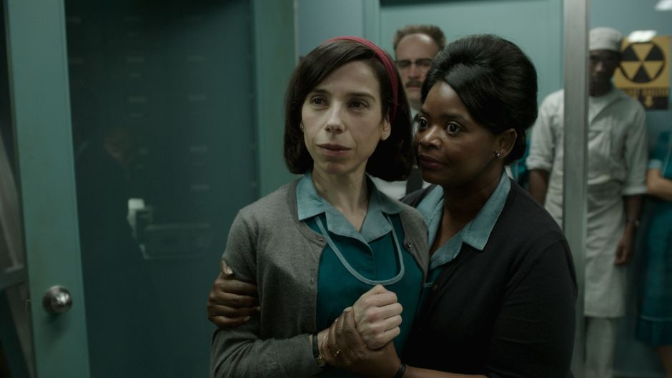 Sally Hawkins Octavia Spencer The Shape of Water