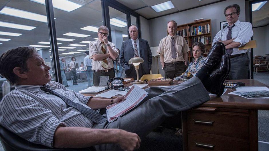 The Post Tom Hanks Bob Odenkirk