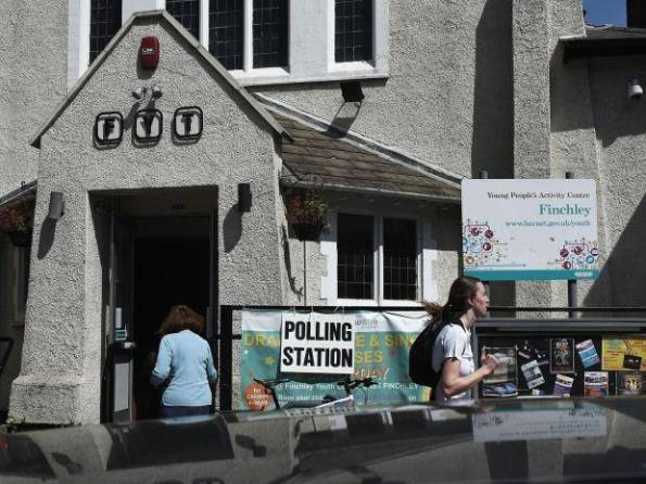 UK Local Election 2018