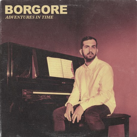 Borgore Adventures in Time