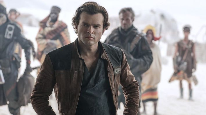 Solo-Review Star Wars Film