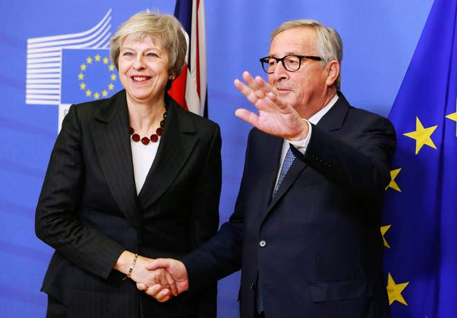 EU Leaders Agree On Brexit Deal
