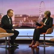 Politics update 07.01.2019 Theresa May Andrew Marr