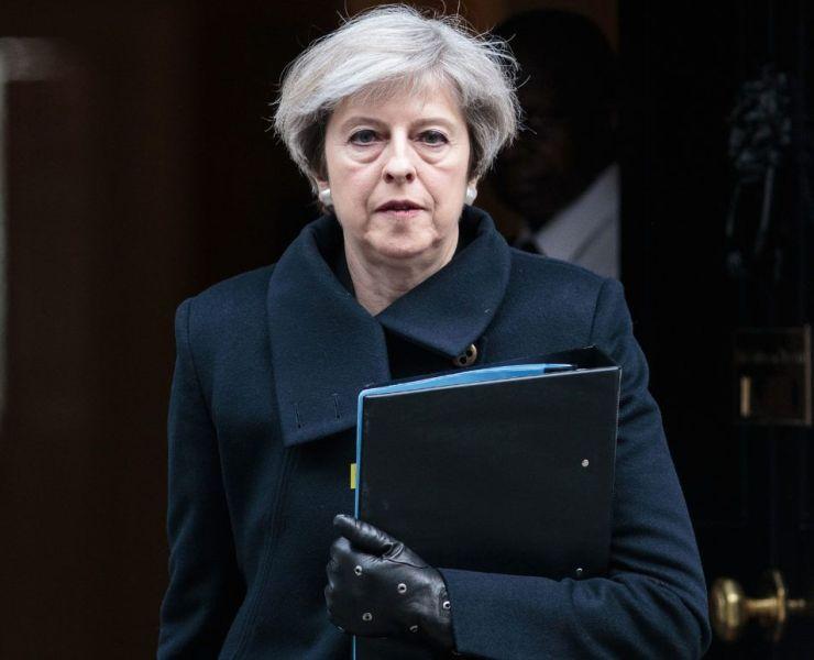 Theresa May compressor