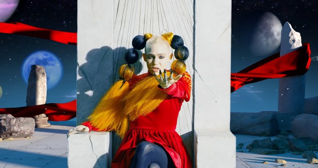 Grimes Miss Anthropocene review