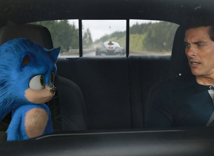 Sonic the Hedgehog film review-2020