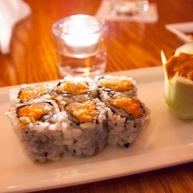 Spicy Tuna Roll @ Watawa Sushi