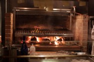 fire oven - m wells steakhouse