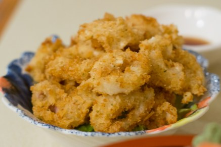 Fried Calamari - Edo