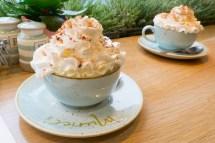Hot Chocolate - Muriel's Kitchen