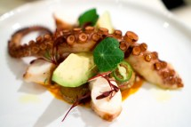 Grilled Octopus - Casa Enrique