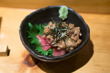 Maguro Natto - Sakagura