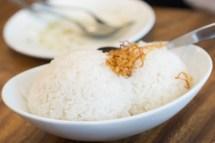 Coconut Rice - BurmaLove