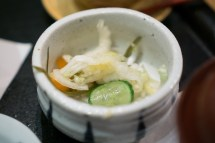 Homemade Pickles - ootoya chelsea