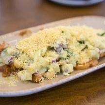 Roasted Sweet Potato Chat - Paowalla