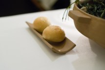 Clambake with veloute and parker house rolls - 2011