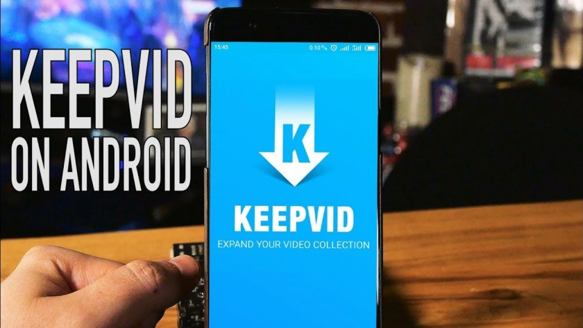 KeepVid APK download android