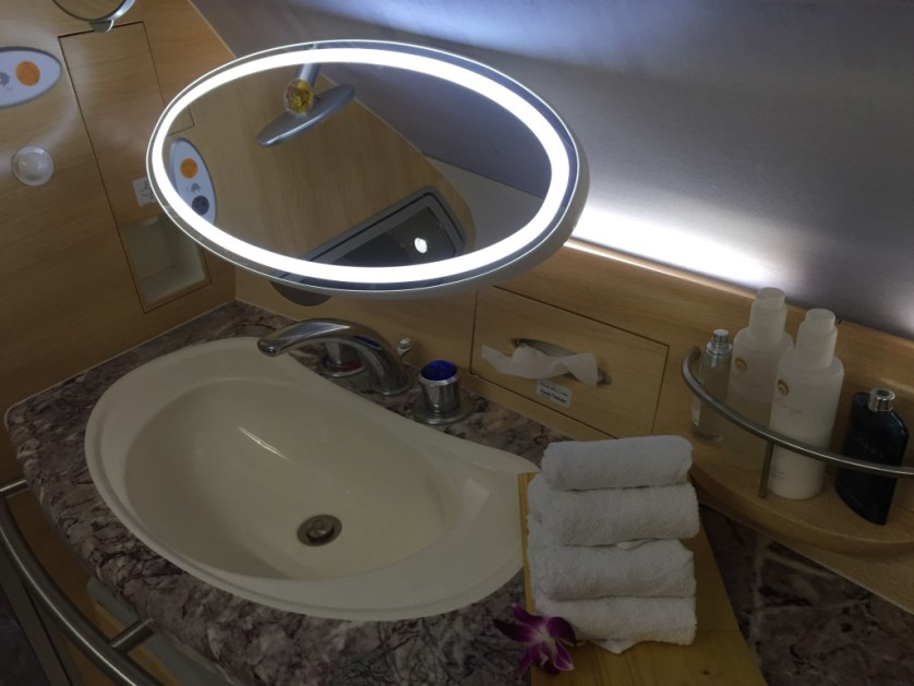 Emirates Shower Spa