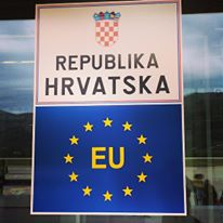 Border Crossing Croatia