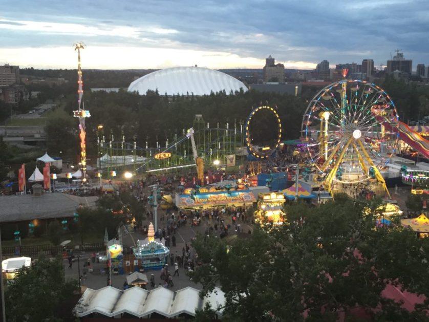 Stampede Fairgrounds