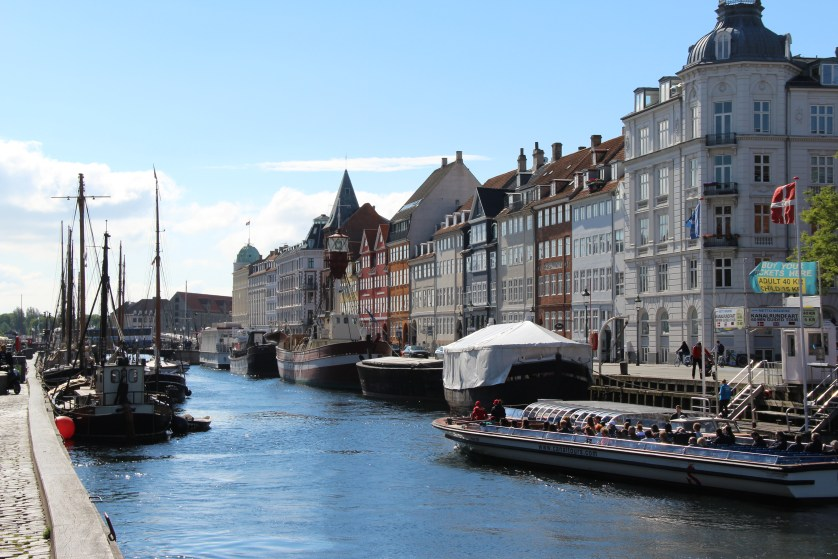 Nyhavn Canals, Copenhagen