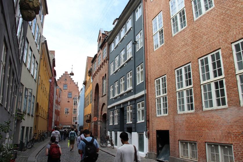 Copenhagen City Walking Tours